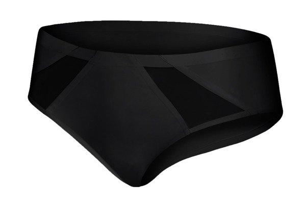 Majtki tai klasyczne tummie Julimex czarne